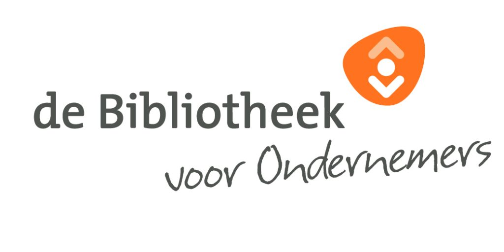 De Bibliotheek voor Ondernemers Logo uitgelicht
